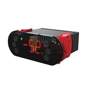 Controlador de temperatura digital Ageon A102 110/220 V