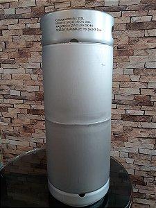 BARRIL DE CHOPP 20L SLIM ACO INOX 304