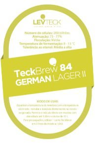 German Lager Levteck