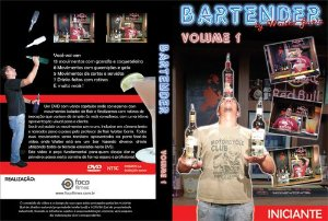 Bartender Volume I - Aprenda Working Flair