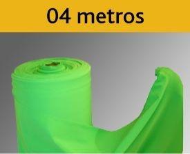 04 Metros Lineares de Tecido Chroma Key