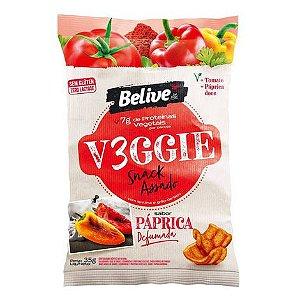 Belive - Snack Veggie Sabor Páprica Defumada 35g