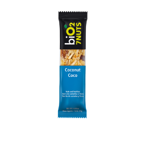 Bio2 - Bio 7nuts Coco + 7 Castanhas 25g