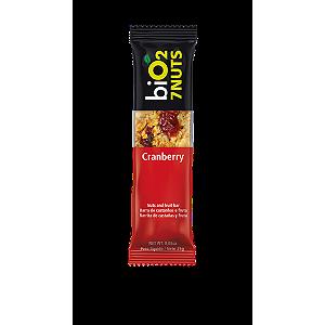 Bio2 - Bio 7nuts Cranberry + 7 Castanhas 25g