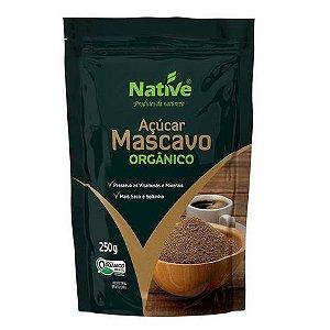 Açúcar Mascavo Orgânico 250g