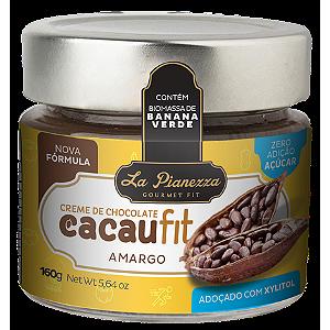 Creme de Chocolate Cacaufit Amargo 160g