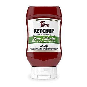 Mrs Taste - Ketchup 350g (Fonte de Fibras)
