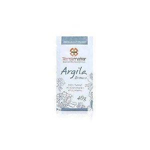 Argila Branca (Equilíbrio) 40g TERRAMATER