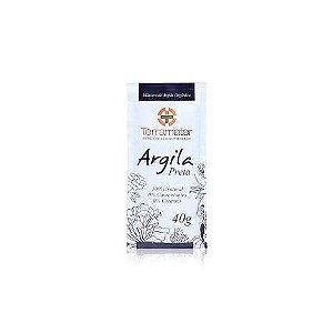 Argila Preta (Detox) 40g TERRAMATER