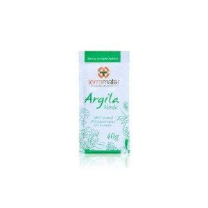 Argila Verde (Antioleosidade) 40g TERRAMATER