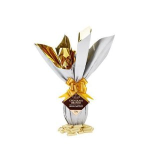 Tnuva - Ovo de Páscoa de Chocolate Branco com Tabletinhos 220g