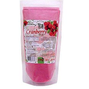 Tui Alimentos - Cranberry em Pó 150g