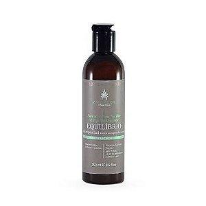 Shampoo Natural e Vegano AhoAloe 2 em 1 Equilíbrio 250 ml