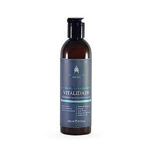 Shampoo Vitalidade (cabelos normais a oleosos) AHOALOE 250ml