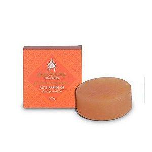 Shampoo Sólido Anti-Resíduos (limpeza profunda para todos os tipos de cabelos) AHOALOE 100gr