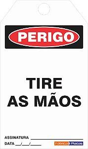CARTÃO DE TRAVAMENTO