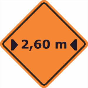Refletivas 100x100cm - OEP 115