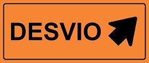 Refletivas 100x30cm - OEP 118