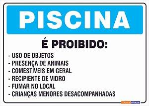 Utilização da Piscina - PCON 9723