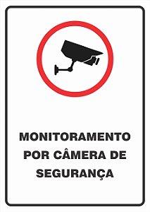 Monitoramento câmeras - PCON 9725