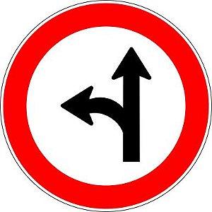 Placa de Regulamentação - R-25c