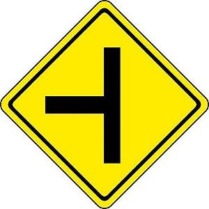 Placa de Advertência - A-7a