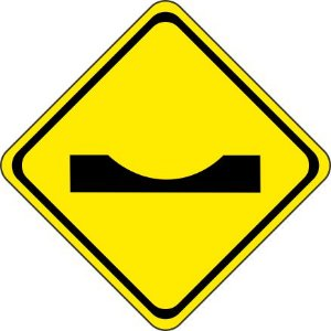 Placa de Advertência - A-19