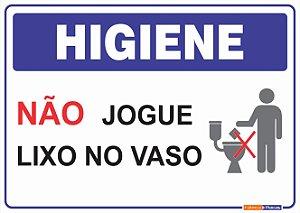 Placa Higiene PLH-003