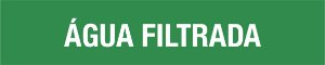 Marcador de tubulação - MCT-006 Indicador de Fluxo - Pacote com 05 unidades.