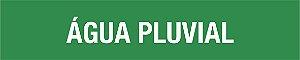 Marcador de tubulação - MCT-013 Indicador de Fluxo - Pacote com 05 unidades.