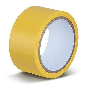 Fita Adesiva Demarcação de Solo Amarela - CÓD. 850I/S 50 mm