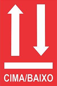 Etiquetas de Logística e Transporte - 10 Unidades. ETLOG 10114