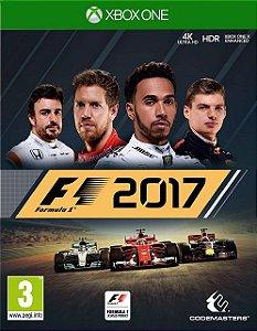 F1 2017 - Xbox One - Mídia Digital - Somente Offline