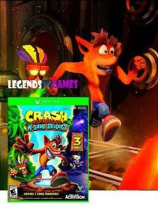 Crash Bandicoot - Xbox One - Pré Venda - Digital - Offline (Leia a Descrição)
