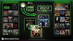Game Pass - Promoção 150 Jogos - Xbox One - Midia Digital - Offline