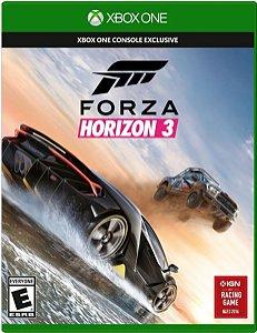Forza Horizon 3 Edição Standard - Xbox One - Mídia Digital - Somente Offline