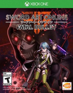 Sword Art Online - Fatal Bullet - Xbox One - Mídia Digital - Somente Offline