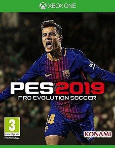 Pes 2019 - Xbox One - Modo Online  - Midia Digital