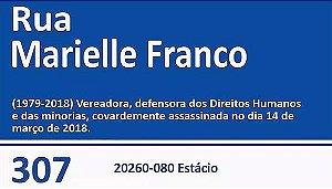 PAINEL RUA MARIELLE FRANCO
