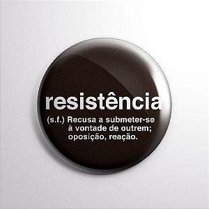 BOTTON RESISTÊNCIA preta