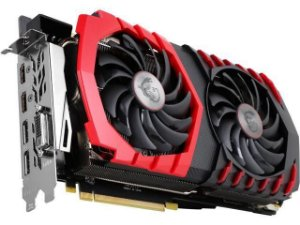Placa de Vídeo Microstar - MSI / GeForce GTX 1080 TI GAMING X 11G