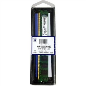 MEM DDR3 8GB 1333 KINGSTON