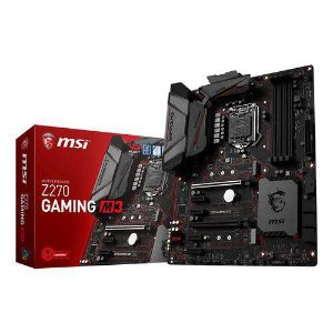 MB INTEL (1151) MSI H270 GAMING M3