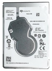 HD para notebook  SATA 1TB SEAGATE 5400 7MM