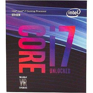 CPU CORE I7 8700K 3.70GHZ 12MB 1151 BOX S/COOLER