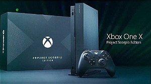 Console Xbox One X 1TB 4K + Controle sem Fio - Microsoft -