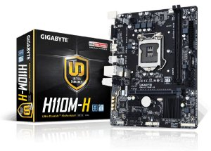 placa mae  GigaByte  GA-H110M-H DDR4 (rev. 1.0) - BOX