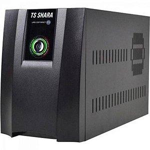 Nobreak UPS Compact 1200va bivolt 6 tomadas 4023 Ts Shara