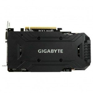 Placa de Vídeo Gigabyte GeForce GTX 1060 Windforce 6GB GV-N1060WF2OC-6GD