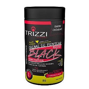 Creme de Pentear Master Black Cachos Perfeitos 1kg Trizzi